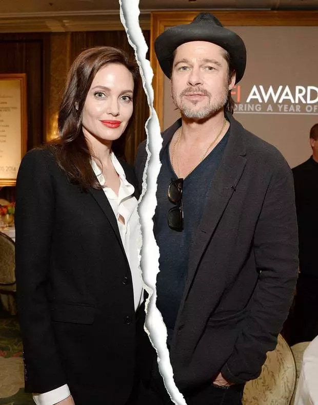 Angelina Jolie pidió el divorcio a Brad Pitt, adiós a Brangelina