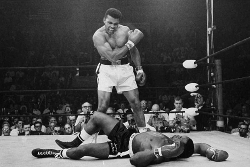 Boxing legend Muhammad Ali is dead