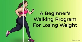 A beginner's walking program and tips to get you walking anywhere