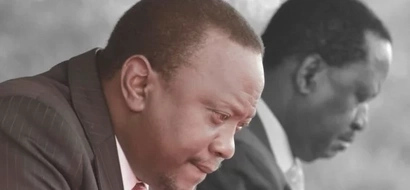 Uhuru vs Raila: Why Luhyas Are The