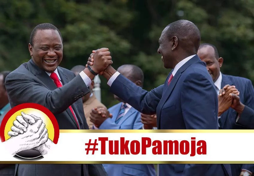 Kenyans respond to President Uhuru's new political party