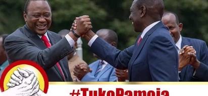 Hatuko pamoja, wakazi wa Bonde la Ufa wamwambia Uhuru Kenyatta