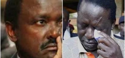 Raila na Kalonzo watofautiana hadharani kuhusu Mwakilishi wa Kike. Fahamu ni nani na wapi?