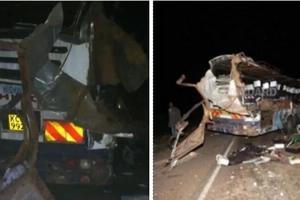 Habari za kina kuhusu MKASA wa ajali Nakuru ambapo watu 19 walifariki (picha)