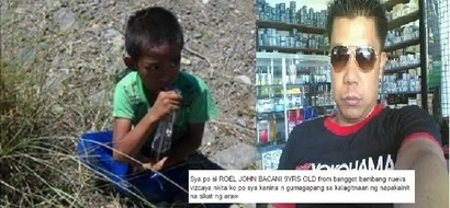 This 9-year-old boy was seen crawling on the streets at noon. Your response to this netizen's appeal could help stop it from happening again