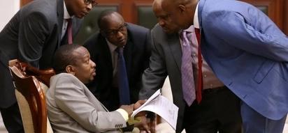 Mike Sonko warns of fraudsters targeting Nairobi investors, residents using fake identities
