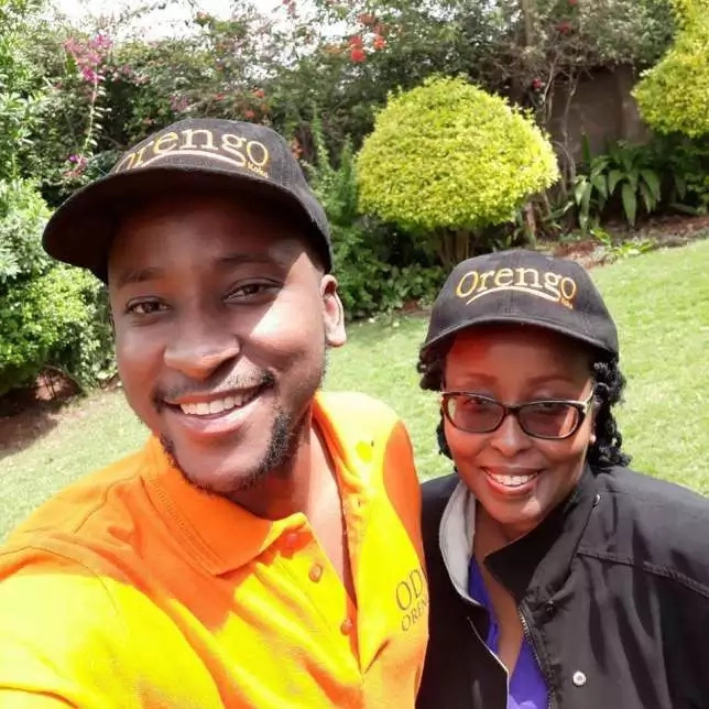 Senator Orengo's son is drop-dead gorgoeus and all Kenyan ladies will agree after seeing the photos