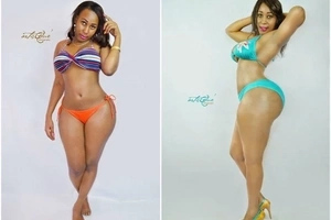 7 mouth-watering photos of hot Kenyan socialite rotting in Ghanian prison