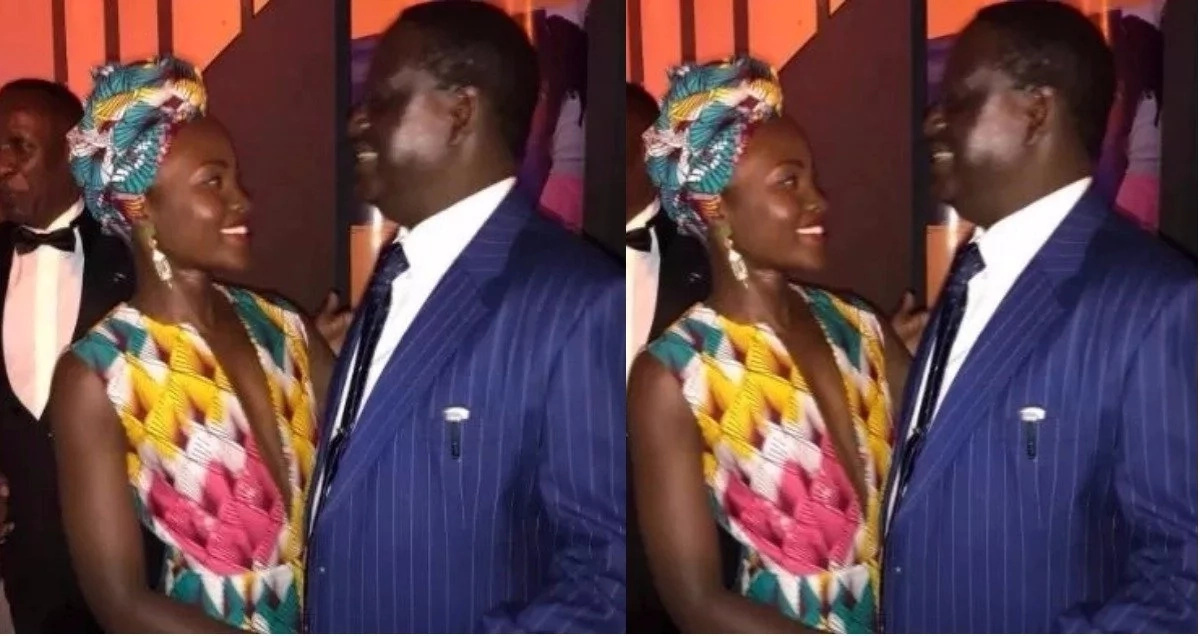 Uhuru with women VS Raila with women; who is the real ladies man?