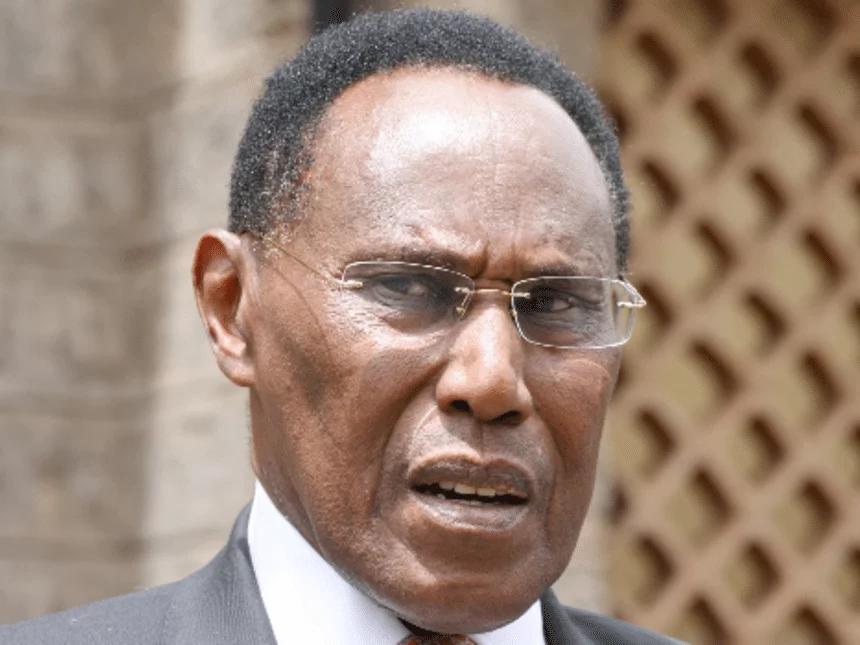 Former Vice President George Saitoti's billions stolen