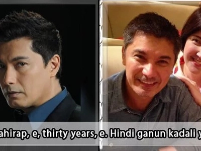"Albert Martinez ready to fall in love again: ""Pag nangyari, mangyayari."""