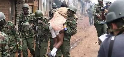 Kisa cha polisi aliyetambuliwa kuwa shujaa katika vurugu za Kawangware kwa kuwaokoa wananchi