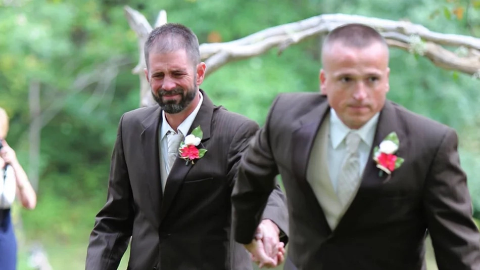 Father Of The Bride Stops Daughter's Wedding For The Best Reason