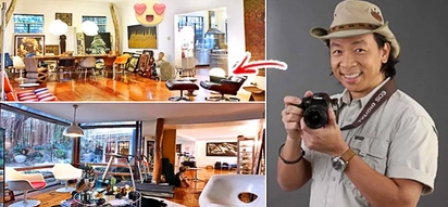 Inside tour: Kuya Kim Atienza's museum-inspired eclectic art style house is reminiscent of a New York loft