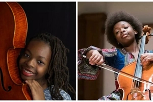 Girl, 14, who is a string instrument prodigy wins PRESTIGIOUS music competition (photos, video)