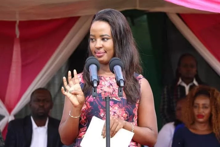 Machakos governor Alfred Mutua and wife finally introduce their daughter after 5 years
