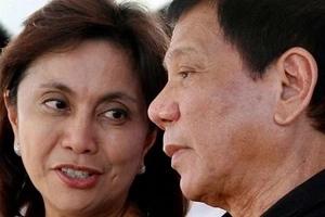 The president feels sorry! Duterte accepts Robredo's resignation