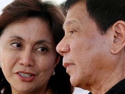 Robredo's resignation letter accepted by Duterte
