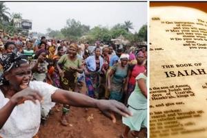 Bible verse causes explosive reactions among Kenyan women