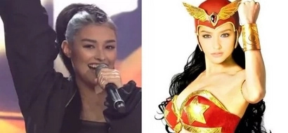 DARNA! Watch Liza Soberano shout 'Darna' for the very first time on ASAP.