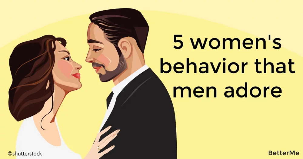 5 women's behavior that can keep their men interested for a long time