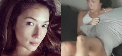 Gising na Sos! Nico Bolzico posts hilarious waking up clip of Solenn Heussaff