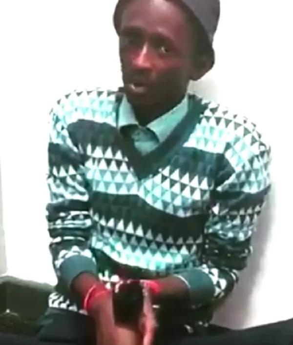 Njugush amwiga mwanamume aliyekataliwa katika video ya kuchekesha sana
