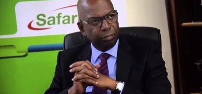Kenyans band together to wish Bob Collymore a quick recovery