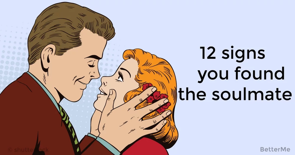 The body can send you these 12 signs if you find your soulmate