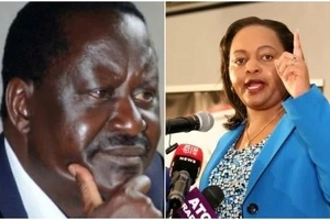 Court give Raila an ultimatum over the KSh 791 NYS million case with Waiguru