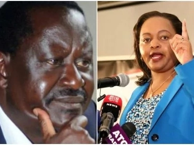Court give Raila an ultimatum over the KSh 791 NYS million case with Waiguru