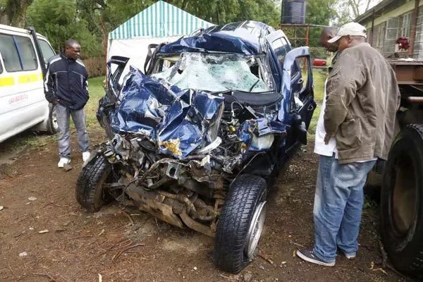 Yet Another Ghastly Accident Along Nakuru-Eldoret Highway Claims Four Lives