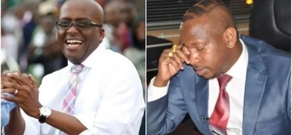 What next for Mike Sonko and Nairobi county after resignation of deputy governor Polycarp Igathe?