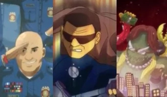 Davao anime club creates Duterte anime video
