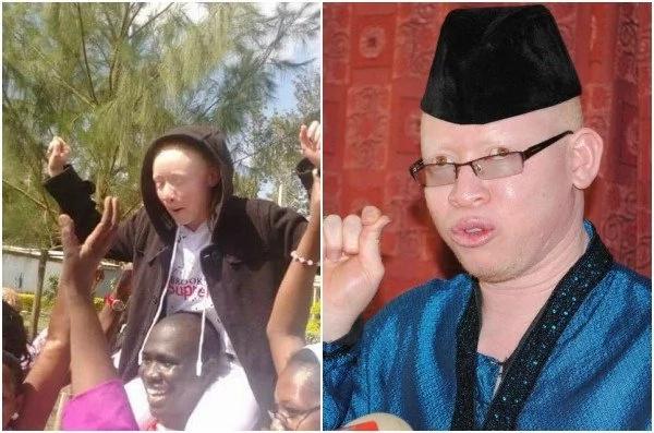 Jamii la walemavu wa ngozi humu nchini Albinism Society of Kenya lampongeza mwenzao aliyeibuka wa kwanza katika mtihani wa KCPE