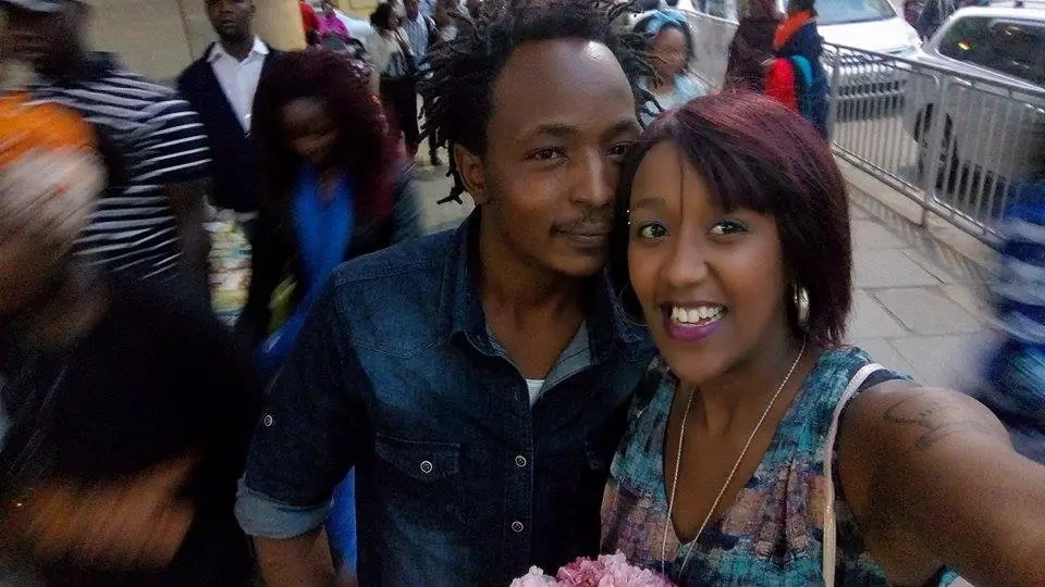 Beautiful lady hits social media headlines after publicly turning down a romantic proposal (video, photos)