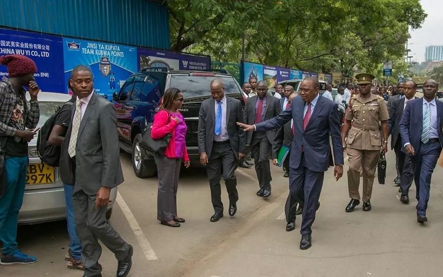 Waziri watani ambao Uhuru hatawatema wakati wa kuchagua mawaziri baada ya kuapisha