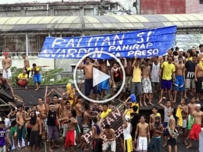 Nagkaguluhan na! Manila City Jail inmates attempt to overthrow warden with noise barrage