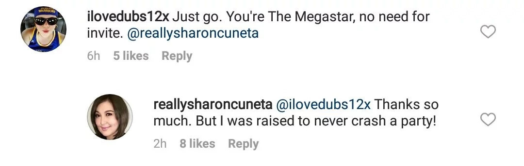 Sharon-Cuneta