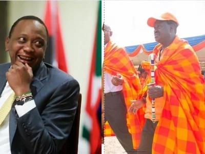 Uhuru will win the Supreme Court case,Mganga claims