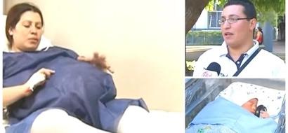 Así fue el asombroso nacimiento de triples gemelos en Chile, los doctores están impactados con este extraño caso
