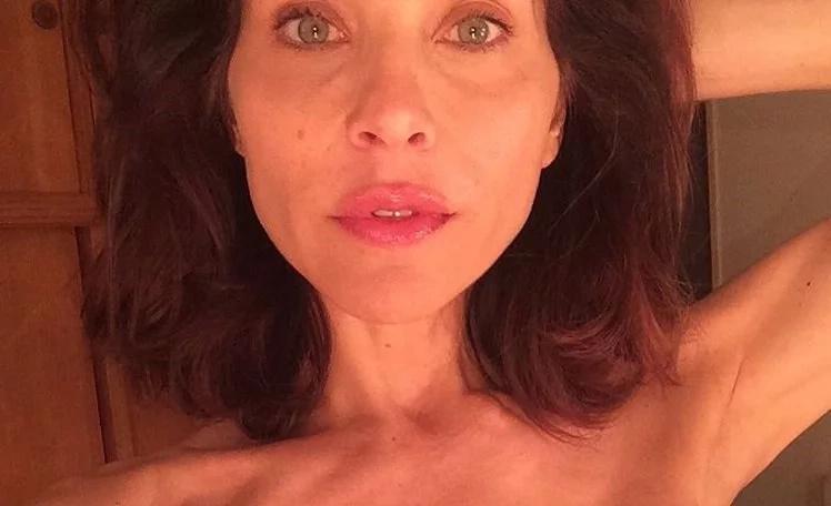 Lorena Meritano muestra sus cicatrices del cáncer en Instagram