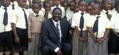 Raila Odinga's solution to the current wave of school fires