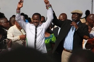 This how Kenyans reacted after Ruto insulted Kalonzo, Raila and Wetangula