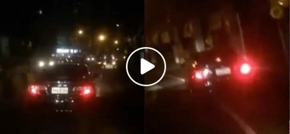 Let this clip be a reminder that we should seriously give way to emergency vehicles