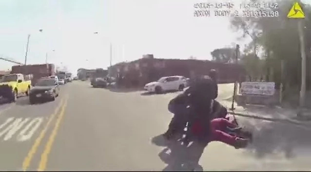 The INTENSE Moment Black THUG Nearly Kills Female Police Officer (VIDEO)