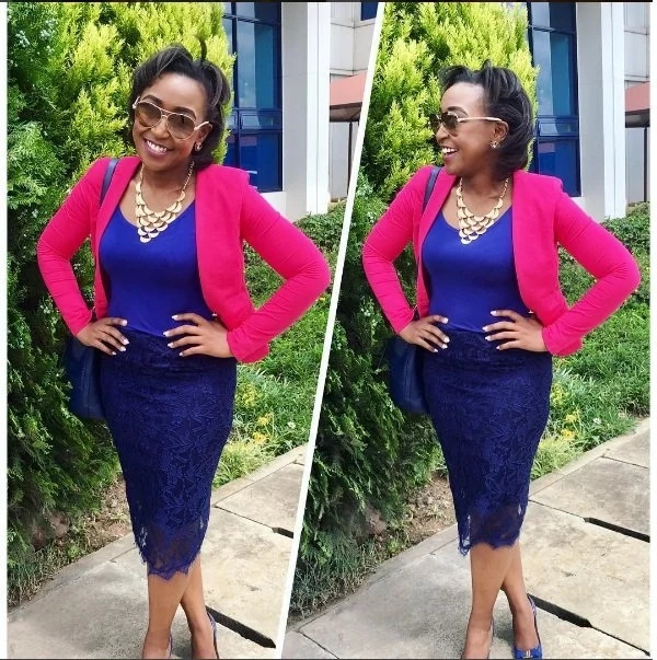 Did Twitter unverify Betty Kyallo account for chucking her ex's name? Tuko has the details