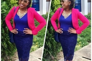 HATER asks KTN's Betty Kyallo to hit the GYM and this was her smart reply