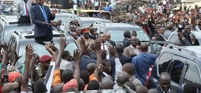 This is what Uhuru is taking to Western on Thursday