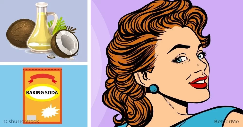 A coconut oil and lemon mixture can prevent gray hair